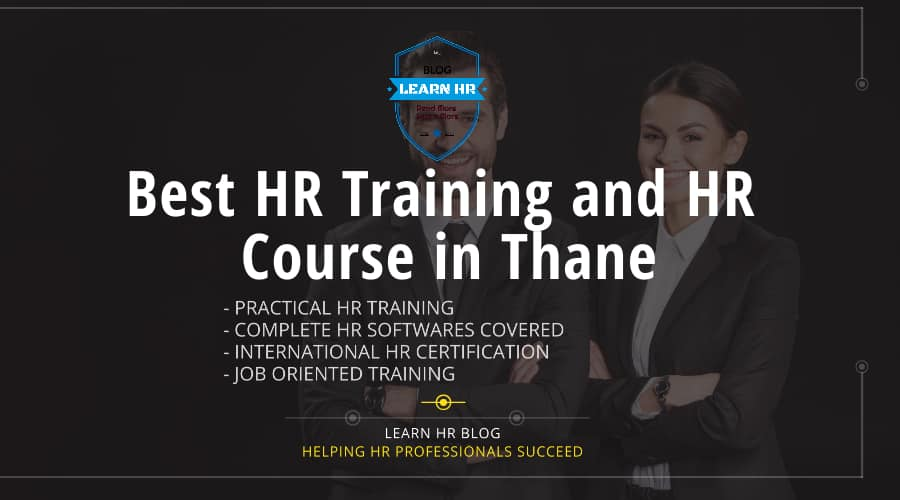 HR Course in Thane, Practical HR Training in Thane, HR Certification in Thane