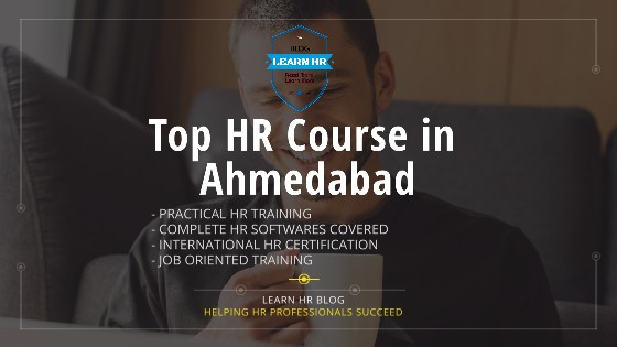 HR Courses in Ahmedabad, HR Training Courses and HR Certification in Ahmedabad