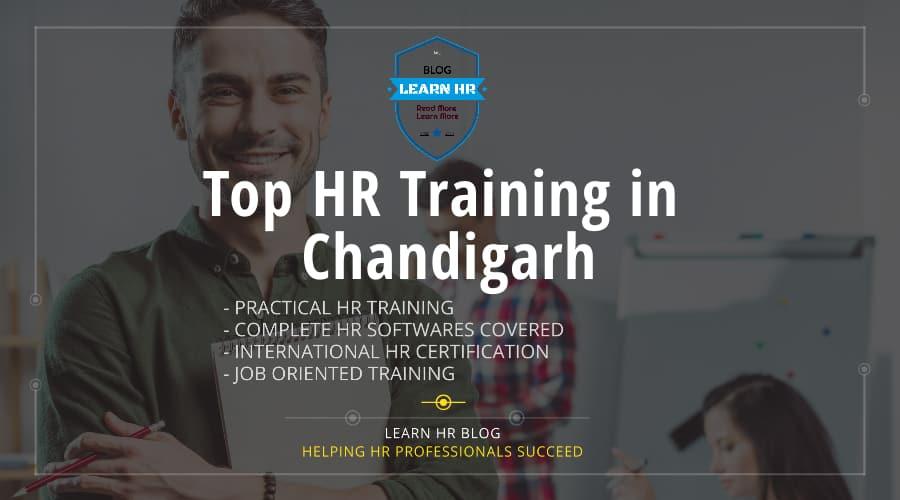 HR Training in Chandigarh Top HR Training Course, HR Certification