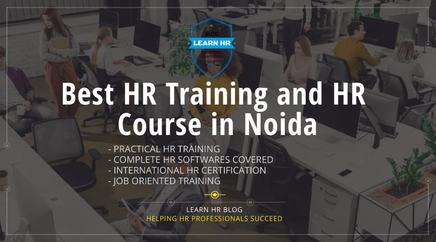 HR Training in Noida, HR Training Institute in Noida, HR Course Generalist