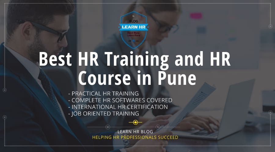 HR Training in Pune, HR Courses in Pune, HR Certification Institute